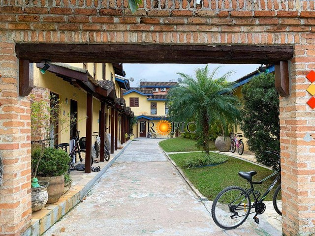 Casa com 2 dormitórios à venda, 70 m² por R$ 470.000 - Boracéia - Bertioga/SP - Foto 2