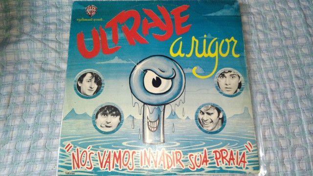 Lp Ultraje a rigor 1985 - Foto 2