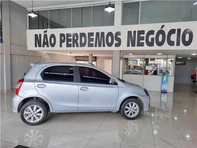 Toyota Etios 2020 1.5 x plus 16v flex 4p automático - Foto 8