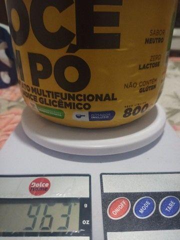 Batata doce em pó - carboidratos saúde ganhar massa - Foto 2