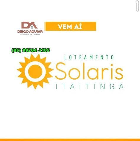 Lotes Solaris em Gererau-Itaitinga %$#@ - Foto 2