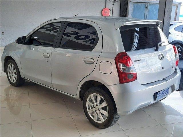 Toyota Etios 2020 1.5 x plus 16v flex 4p automático - Foto 5