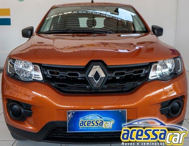 Renault KWID Zen 2020/1.0 - ACC Troca! - Foto 2