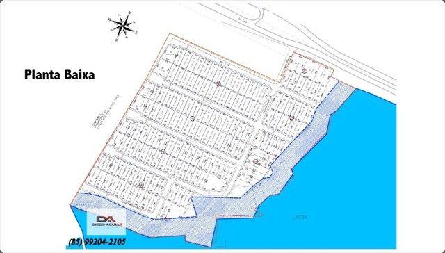 Residencial Catu - Lote padrão de 360m² (12m x 30m) ªº - Foto 8