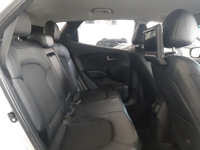 Hyundai IX35 Gls 2.0 Aut Flex 2017, Multimidia, Couro, Unica Dona, Periciada - Foto 10
