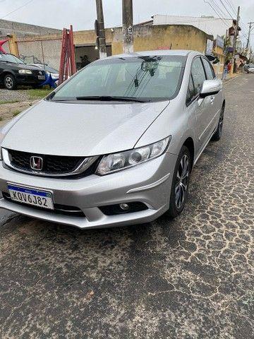 Honda civicLXR 2015