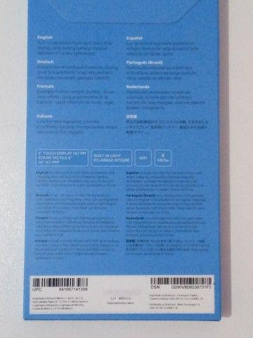 Kindle 10a. geração com bateria de longa duração - Cor Preta - Foto 6