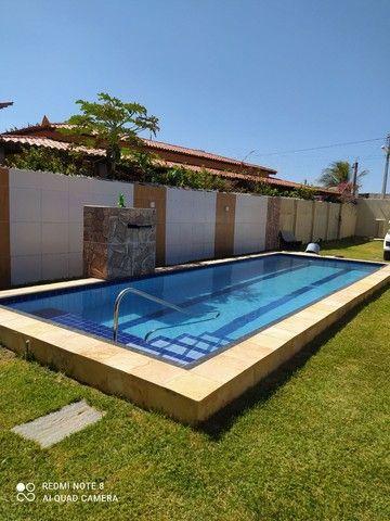 Casa de praia com piscina no barro preto - Foto 9