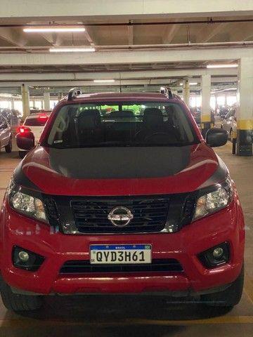 Frontier attac cd 4x4 diesel automatica, na garantia