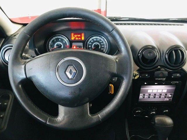 Renault Sandero  Privilege 1.6 16V (Flex)(aut) FLEX AUTOMÁT - Foto 11