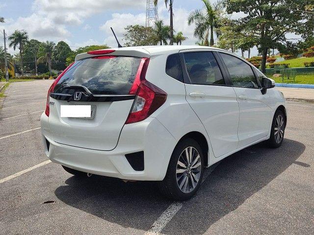 Honda Fit branco 2016 automático - Foto 5
