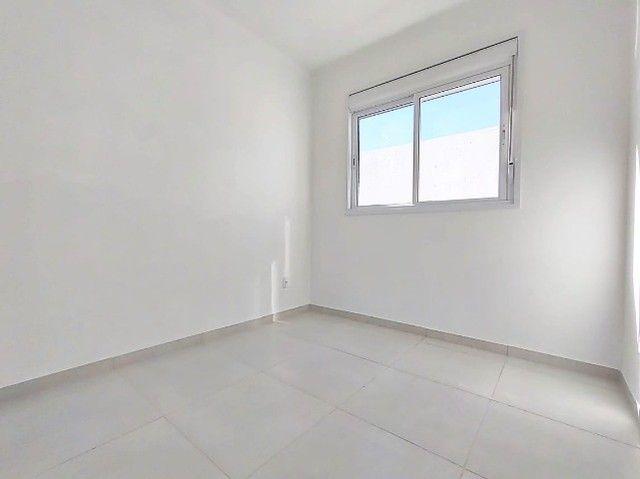 Casa nova com 2D e pátio (Financiável) - Foto 7