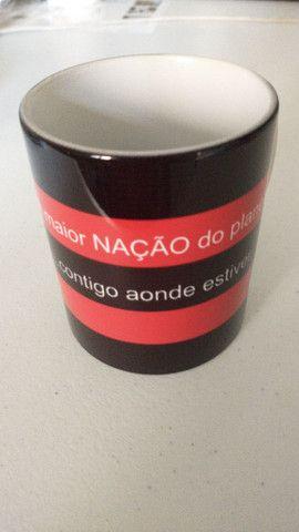 Caneca Flamengo - Foto 2