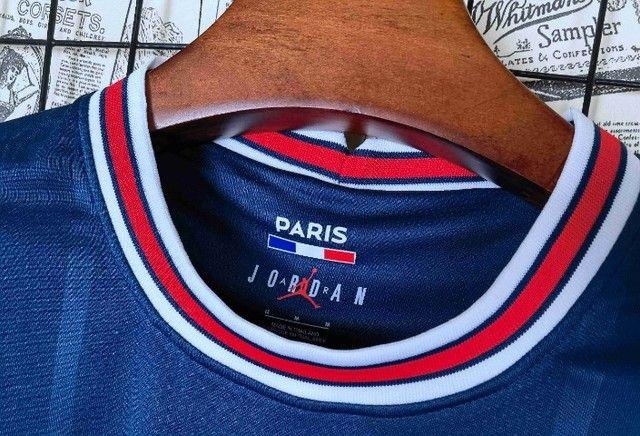 Camisa do PSG 21-22 (torcedor) - Foto 5