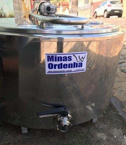 Resfriador tanque de leite 300 litros - Entregamos instalado