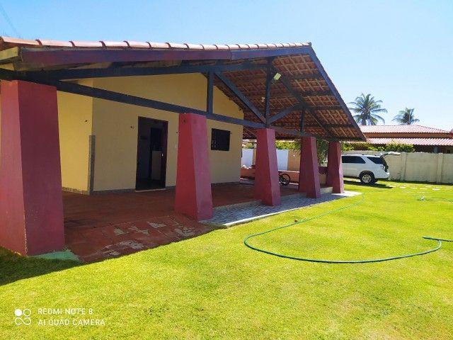 Casa de praia com piscina no barro preto - Foto 14