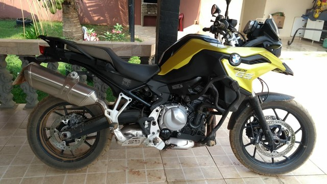 Motocicleta Bmw 750 - Foto 4