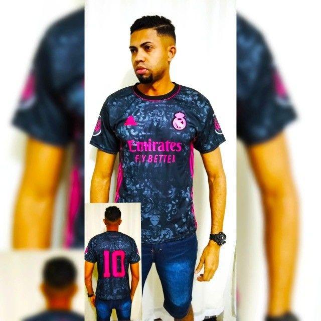 Camisa de time de futebol  - Foto 2