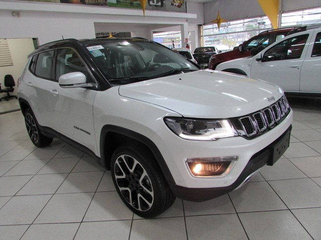 COMPASS 2021/2022 2.0 TD350 TURBO DIESEL LIMITED AT9 - Foto 9