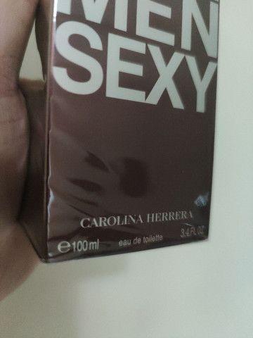 Perfume importado 212 Men Sexy 100ml LACRADO - Foto 2