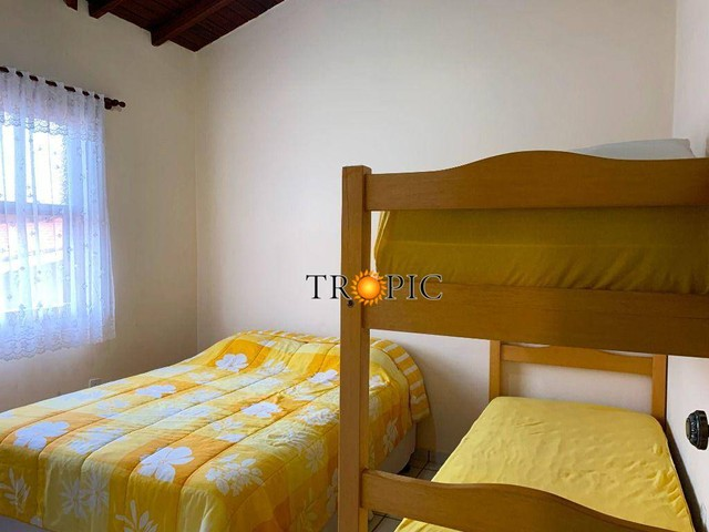 Casa com 2 dormitórios à venda, 70 m² por R$ 470.000 - Boracéia - Bertioga/SP - Foto 15