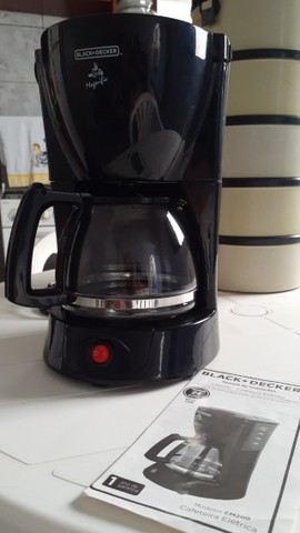 Cafeteira Elétrica Black + Decker - Foto 4