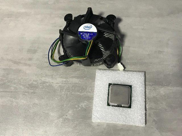 Processador Intel Core 2 Duo E7500 + Cooler Box