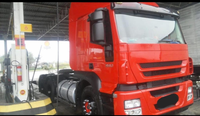 Iveco 380 6x2 ano 2008 - Foto 4