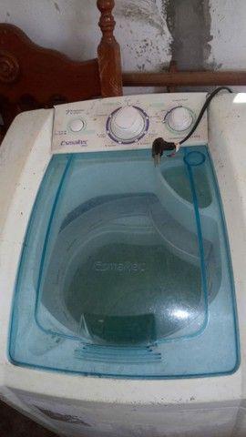 Maquina de lavar esmaltek