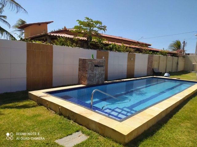Casa de praia com piscina no barro preto - Foto 16