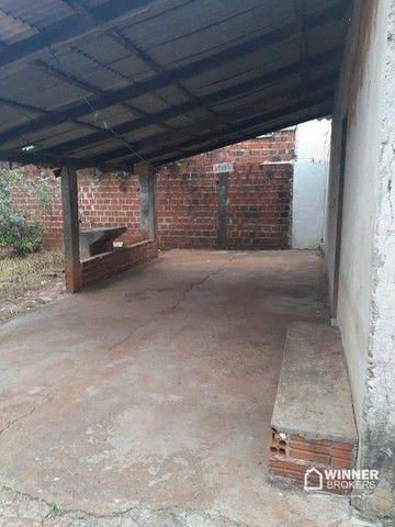 Casa com 2 dormitórios à venda, 90 m² por R$ 120.000,00 - Jardim Vitória - Cianorte/PR - Foto 9