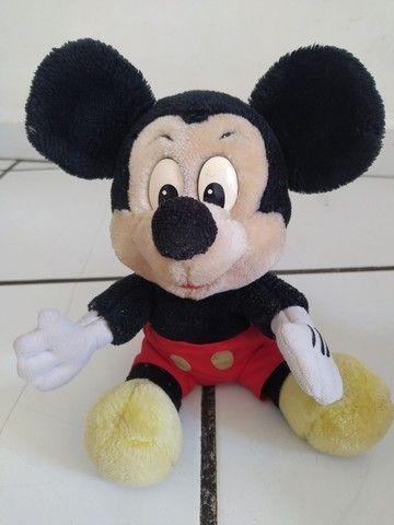 Mickey e Minnie de pelúcia Original - Foto 3