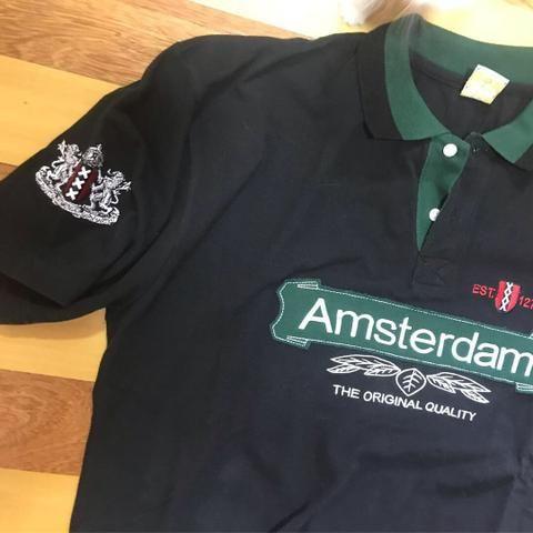 Camiseta Amsterdam original