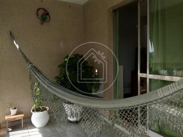 Apartamento à venda com 1 dormitórios em Maracanã, Rio de janeiro cod:827885 - Foto 3