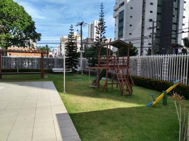 AP0266 - Apartamento 145 m², 3 Suítes, 3 vagas, Ed. Boulevard Silvana, Meireles, Fortaleza - Foto 4