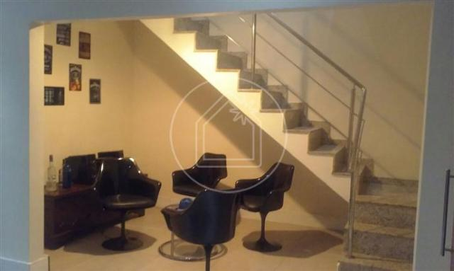 Casa de condomínio à venda com 4 dormitórios em Tijuca, Rio de janeiro cod:823989 - Foto 5