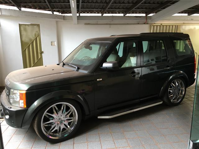 V/T Land Rover Discovery 3