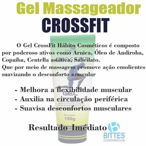 5 Gel Massageador Crossfit Para Dores Musculares - Foto 2