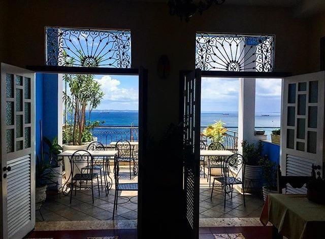 Pousada de 8 quartos, completa, Pelourinho, Salvador, Bahia