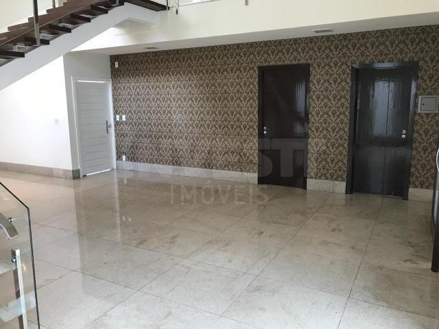 Casa de condomínio para alugar com 4 dormitórios em Jardins milão, Goiânia cod:620789 - Foto 3