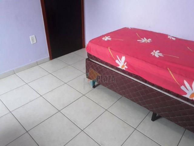 Apartamento para alugar, 82 m² por R$ 2.800,00/mês - Tupi - Praia Grande/SP - Foto 11