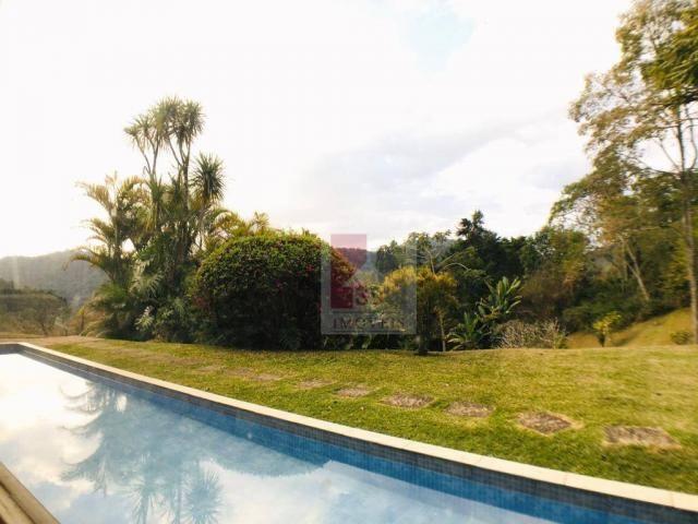 Casa com 4 dormitórios à venda, 345 m² por r$ 850.000,00 - albuquerque - teresópolis/rj - Foto 14