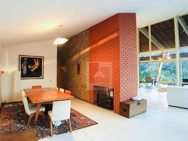 Casa com 4 dormitórios à venda, 345 m² por r$ 850.000,00 - albuquerque - teresópolis/rj - Foto 10