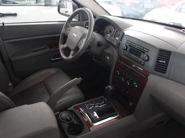 Jeep Grand Cherokee 2006/2006 4.7 Limited 4X4 V8 16V Gasolina 4P Automático - Foto 6
