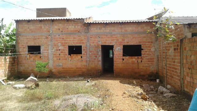 Vendo uma casa na zona leste em fase de acabamento - Foto 3