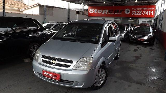 CHEVROLET MERIVA 2005/2006 1.8 MPFI MAXX 8V FLEX 4P MANUAL