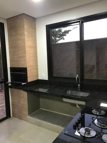 Lindo Sobrado em Condomínio Fechado em Bonfim Paulista com 4 suítes - Foto 9
