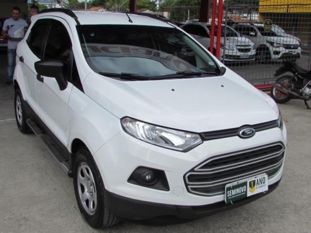 Ford EcoSport Ecosport SE 1.6 16V (Flex) FLEX MANUAL - Foto 2