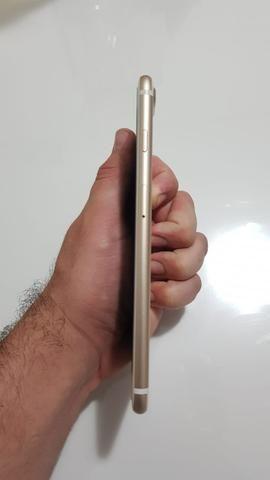 Iphone 7 plus 32gb gold impecavel - Foto 4