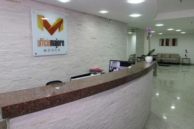 Escritório na Moóca com 39 M², 2 banheiros, 1 vaga - Foto 3